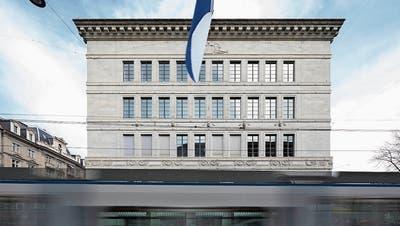 Die Überschüsse der SNB wecken Begehrlichkeiten. (Bild: Gaetan Bally/Keystone (Zürich, 11. April 2018)