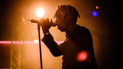 Der US-Autor, Poet, Schauspieler, Rapper, Sänger und Musiker Saul Williams ist Stargast am diesjährigen Woerdz-Festival in Luzern.(Bild: Das Bett/PD)