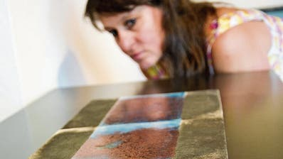 Frauenfelder Künstlerin brennt Zufälligkeit