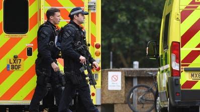 Terrorverdacht nach mutmasslicher Auto-Attacke in London