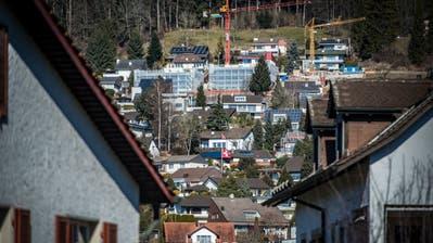 Ein dicht besiedeltes Dorfquartier. (Bild: Benjamin Manser)