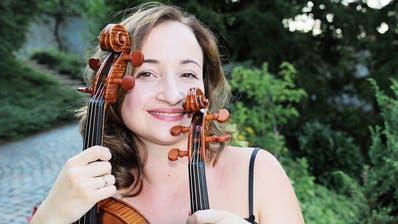 Hana Gubenko hat ein Herz für die Musik unserer Zeit