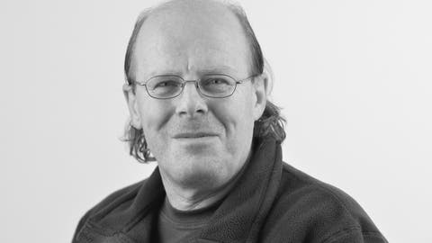 Stadtredaktor Reto Voneschen. (Bild: Ralph Ribi)