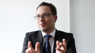 Reto Fanger ist noch bis Ende August Datenschutzbeauftragter des Kantons Luzern. (Bild:Manuela Jans-Koch)