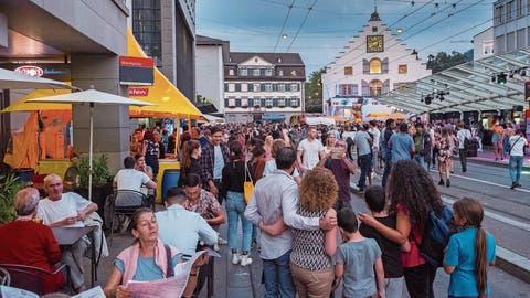 St.Gallen: 115'000 feierten ein friedliches Stadtfest