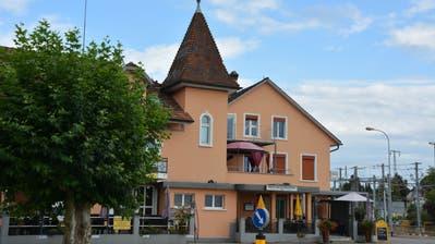 """Heute sind in der """"Helvetia"""" ein Restaurant und mehrere Wohnungen untergebracht. (Bild: Monika Wick)"""