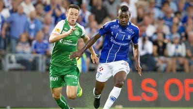 Aus der Europa-League-Traum: FCSG verliert gegen Sarpsborg 1:0