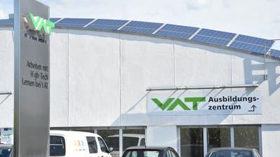 Haag bleibt der wichtigste Produktionsstandort der VAT, künftiges Wachstum soll im Werk in Malaysia aufgefangen werden. (Bild: Archiv)