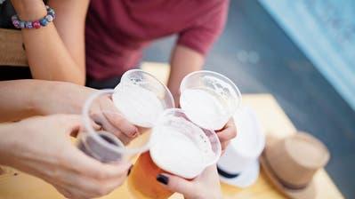 Alkohol für Minderjährige: Mangelnder Jugendschutz am St.Galler Stadtfest