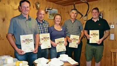 Sauerkäse- und Bloderkäse-Produzenten überzeugten die Fachjury