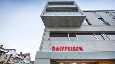 Die Raiffeisen-Gruppe verzeichnete ein erfolgreiches erstes Halbjahr (Bild: Urs Bucher)