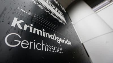 Der Fall wurde vor dem Kriminalgericht verhandelt. (Bild: Philipp Schmidli)