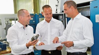 Die Thurgauer Humbel-Gruppe dreht auf