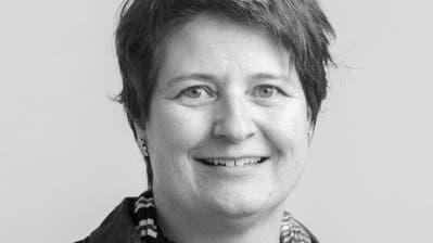 Sabine Schmid, Reporterin. (Bild: Urs Jaudas)