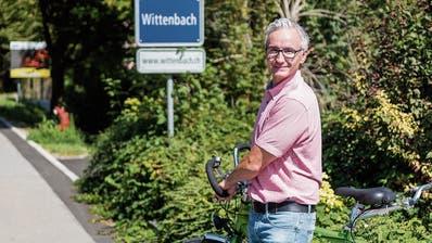 Der ungreifbare Aussenseiter: Oliver Gröble will als Parteiloser Wittenbacher Gemeindepräsident werden