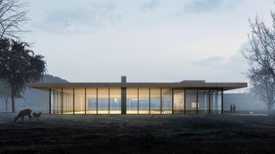 """Über das Projekt """"Out in the green"""" des Winterthurer ArchitekturbürosGraf Biscioni stimmen die Eschliker23. September ab. (Bild: ZVG)"""
