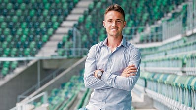 Jordi Quintillà hat in St.Gallen einen Vertrag bis Sommer 2020 unterschrieben. (Bild: Urs Bucher)