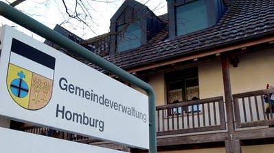 Gemeindeverwaltung in Homburg. (Bild: Nana do Carmo)