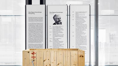 Das Forum-Würth in Rorschach zeigt Bilder von Schriftstellern