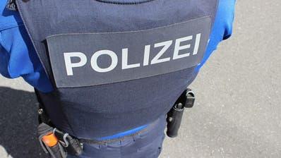 Luzerner Polizisten bei einer Kontrolle wegen des Feuerverbots beschimpft und beleidigt