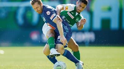 Der FCSG bleibt Luzerns Aufbaugegner