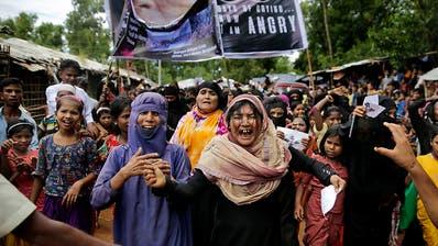 Experten klagen an: Verbrechen gegen Menschlichkeit in Myanmar