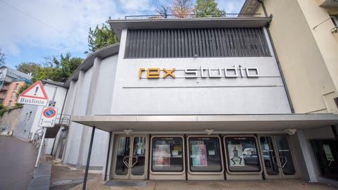 Das Kino Rex schliesst endgültig. (Bild: Urs Bucher)