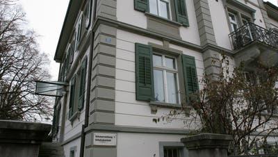 Die Kreuzlinger Schulverwaltung in der Villa Louisa. (Bild: Susann Basler)