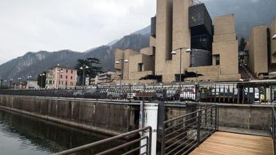 Bewohner von Campione d'Italia kämpfen verzweifelt für ihr Casino