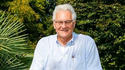 Guido Etterlin (SP), Schulratspräsident Rorschach.