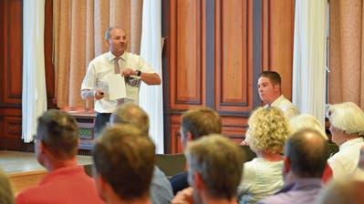 Die künftige Stadt Weinfelden braucht eine neue Verfassung