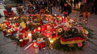 Bei den gewaltsamen Ausschreitungenin Chemnitz verlor ein 35-jähriger Mann das Leben.  (Bild: Sean Gallup/Getty)