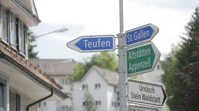 Gemeinde-Ranking: Teufen gewinnt, Thurgau schlägt St.Gallen - wie 112 Ostschweizer Gemeinden abgeschnitten haben