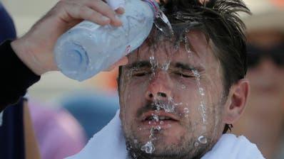 Stan Wawrinka trotzt Hitze und französischem Qualifikanten