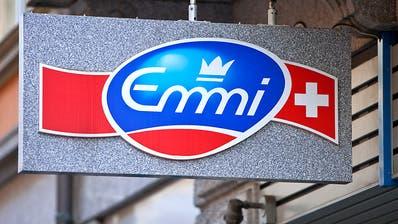 Emmi wächst im ersten Semester moderat - Heimmarkt bleibt schwierig