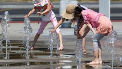 Hitzewarnungen werden bis Mittwoch verlängert
