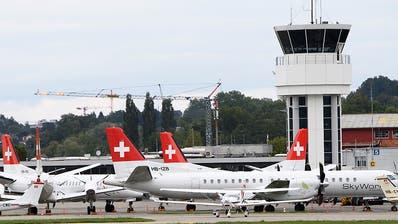 Helvetic Airways prüft Übernahme von SkyWork-Teilen