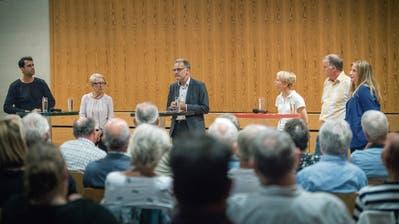 Esel wollen Esel bleiben: Die Berlinger sind sich einig über die Autonomie