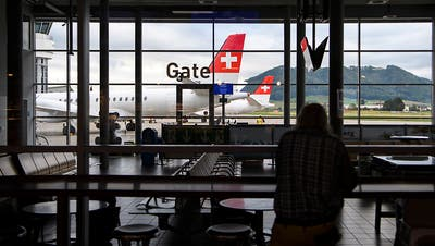 Nur wenige «gegroundete» Passagiere in Bern-Belp