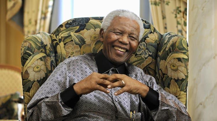 Briefe aus dem Gefängnis zeigen Nelson Mandela berührend unbeugsam