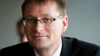 Mit Finanzchef Ewald Burgener hat die Valiant einen internen Kandidaten zum neuen Banken-Chef gekürt. (Bild: Sigi Tischler/Keystone)