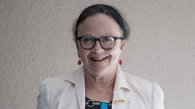 Monika Roth. (Bild: Pius Amrein)