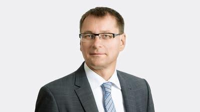 Ab Mai 2019 Valiant-CEO: Ewald Burgener. (Bild: PD)