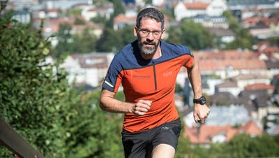 Rekord: St.Galler rennt über alle 140 Treppen der Stadt