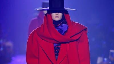 Modeherbst: Keine Angst vor Rot, Gelb und Blau