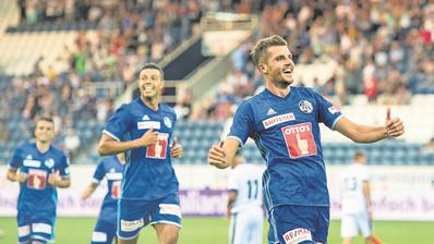 Doppelpack von Pascal Schürpf zum FCL-Sieg gegen Lugano