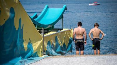 Summer-Slide-Rutsche in Steckborn wegen Unfällen geschlossen
