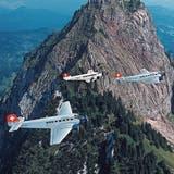 Die «Tante Ju» ist Teil der Schweizer Geschichte. (Bild: Ju-Air)