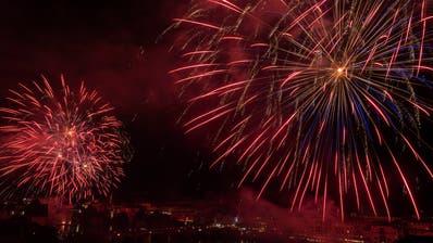 Feuerwerksverbot: Die Vorreiter vom Zürichsee