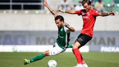 FCSG bezwingt Thun mit 3:2: DoppeltorschützeKukuruzovic